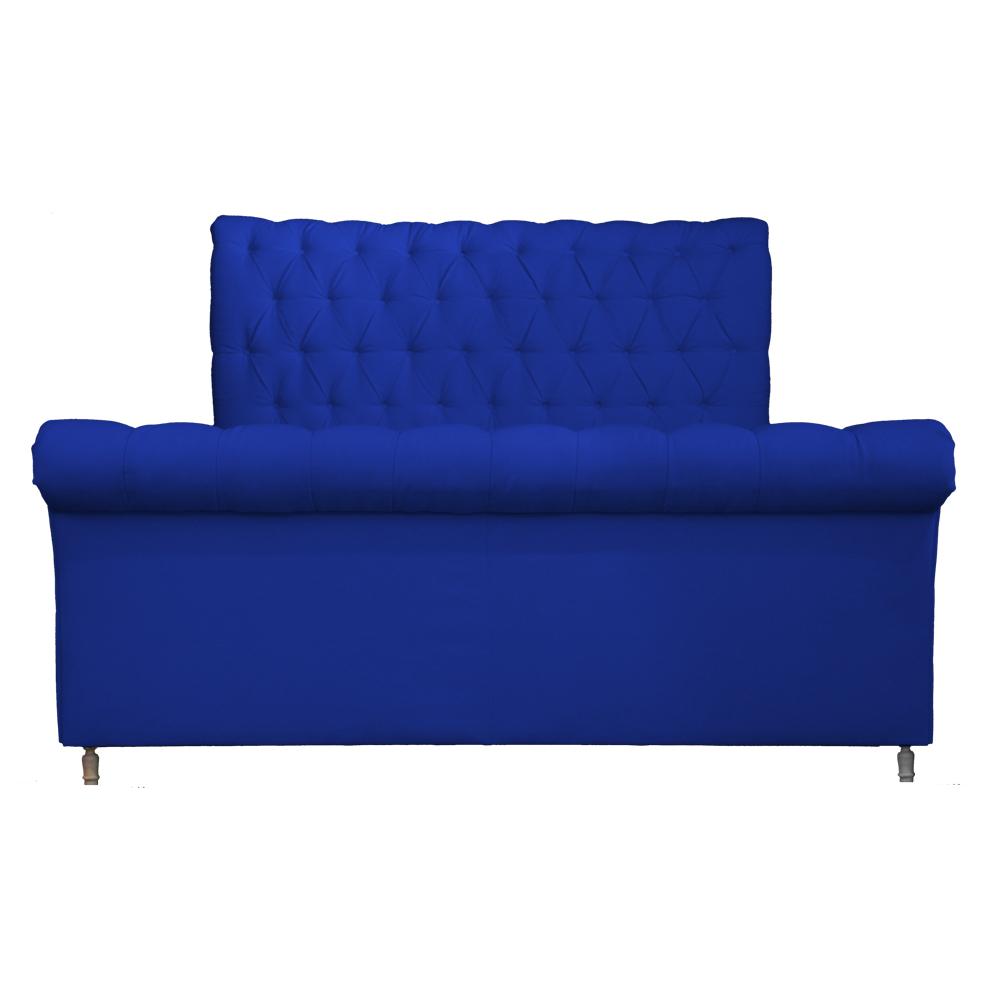 Fabricarte cama zavala king size cabecera camastro y for Dimensiones cama king size