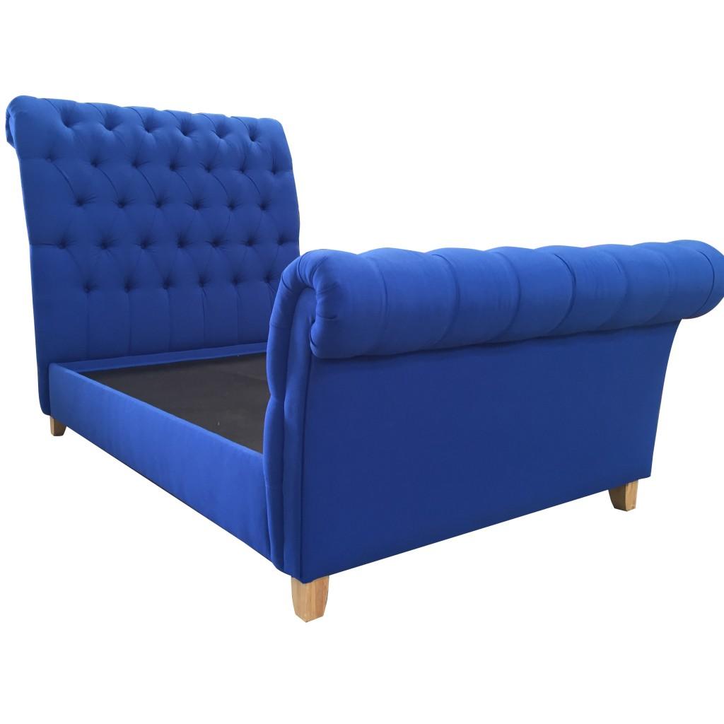 Fabricarte cama zavala queen size cabecera camastro y for Cama queen dimensiones