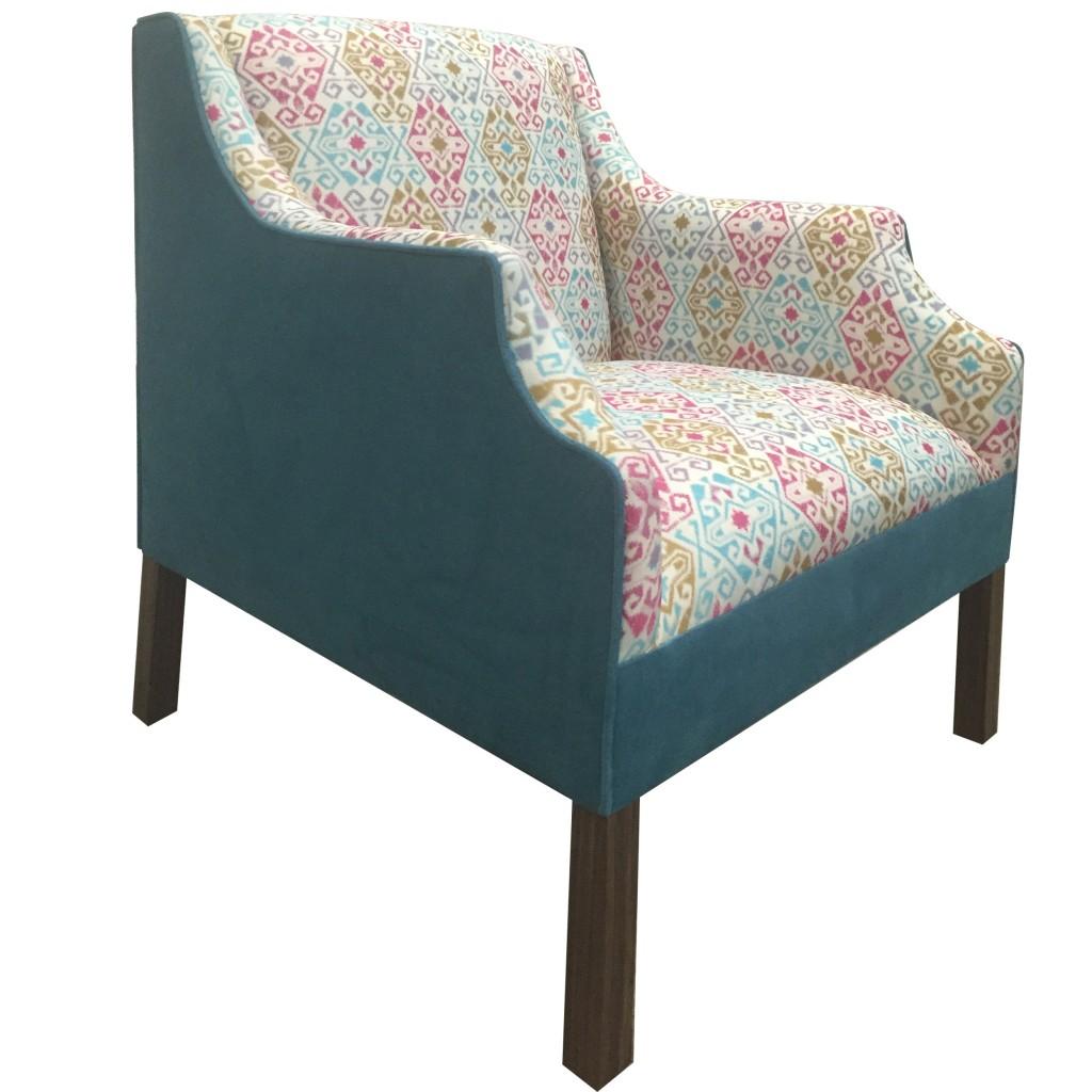 sillon_paul_terciopelo_azul_y chenille_estampado_sentarse_sofa_silla_patas_madera_comodidad_muebles_decoracion_interiores_1